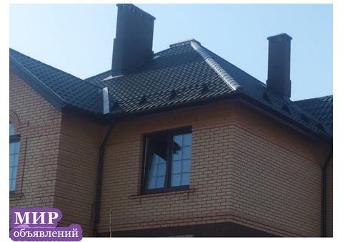 замена старый крыши на новую
