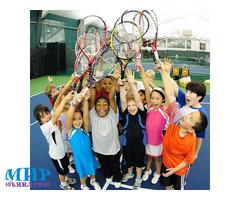 Бесплатное занятие по теннису для детей!!!