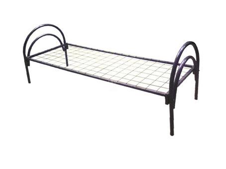 Купить  розницу и оптом кровати металлические