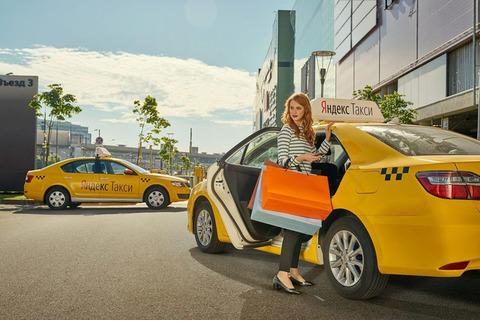 Водители Яндекс Такси