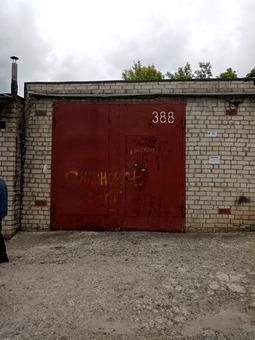 Продам гараж по ул. Пушкарная в районе БГТУ В.Г.Шухова.