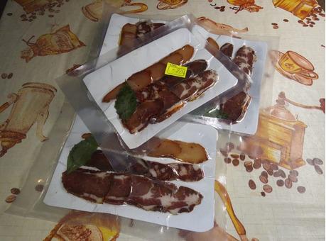 Домашняя мясная И колбасная продукция