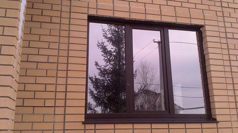 Тонировка окон и стекол пленками.