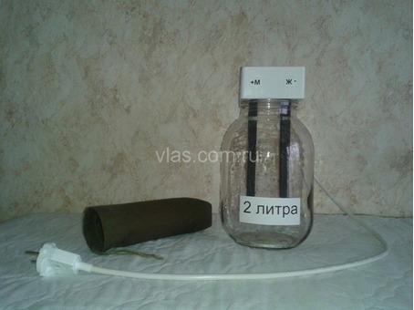 Активаторы воды (электроактиваторы) живая и мертвая вода