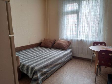 Сдам на часы, сутки, ночь, неделю, квартиру студию ул. Бурнаковская 3/10эт. новый дом