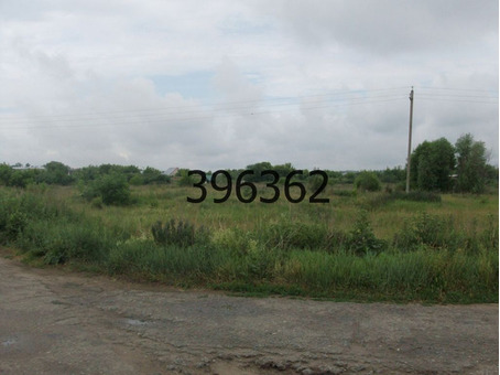 Продаю земельный участок в п.Чемодановка 1Га