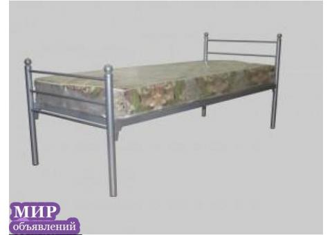 Для гостиниц металлические кровати, кровати для общежитий