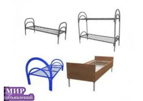 Кровати для строительных вагончиков, бытовок, времянок